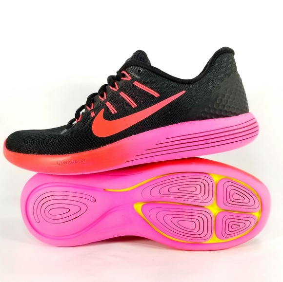 new concept bffe7 c955f NIKE LUNARGLIDE 8 running training cross shoes
